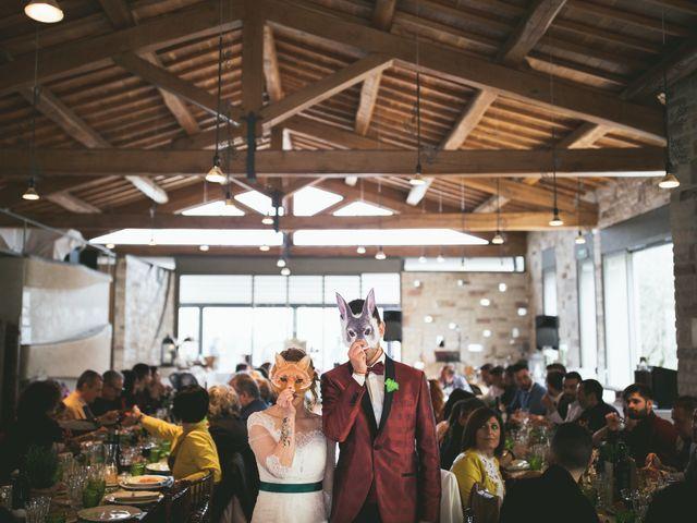 Il matrimonio di Valerio e Aurora a Viterbo, Viterbo 51