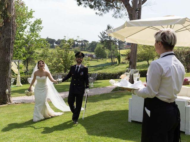 Il matrimonio di Damiano e Francesca a Roma, Roma 1