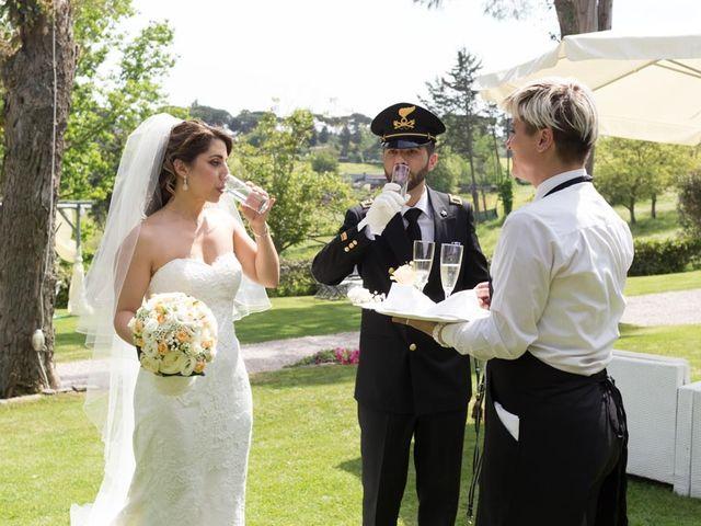 Il matrimonio di Damiano e Francesca a Roma, Roma 2