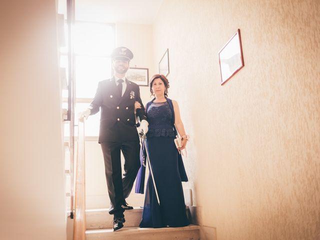 Il matrimonio di Damiano e Francesca a Roma, Roma 5