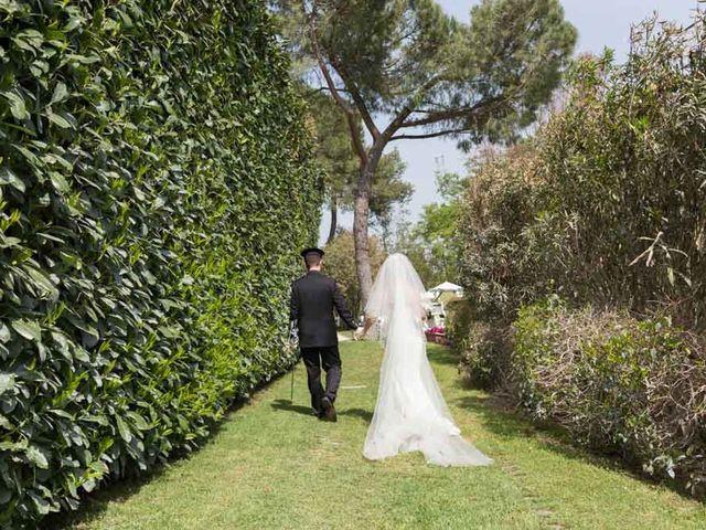 Il matrimonio di Damiano e Francesca a Roma, Roma 7