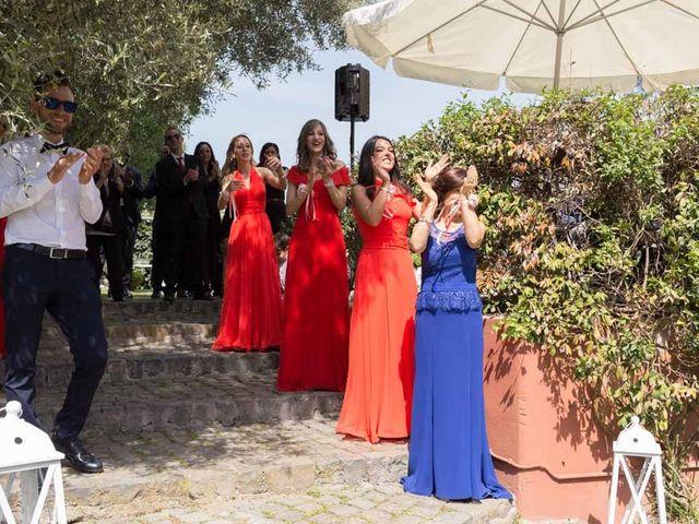 Il matrimonio di Damiano e Francesca a Roma, Roma 8
