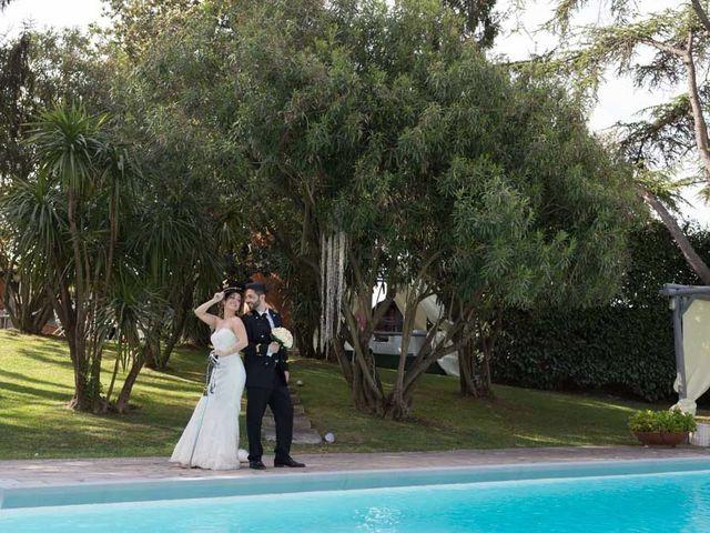 Il matrimonio di Damiano e Francesca a Roma, Roma 15