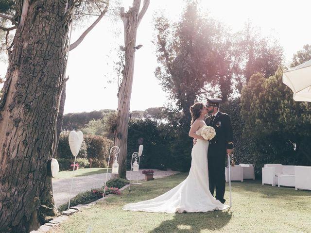 Il matrimonio di Damiano e Francesca a Roma, Roma 18