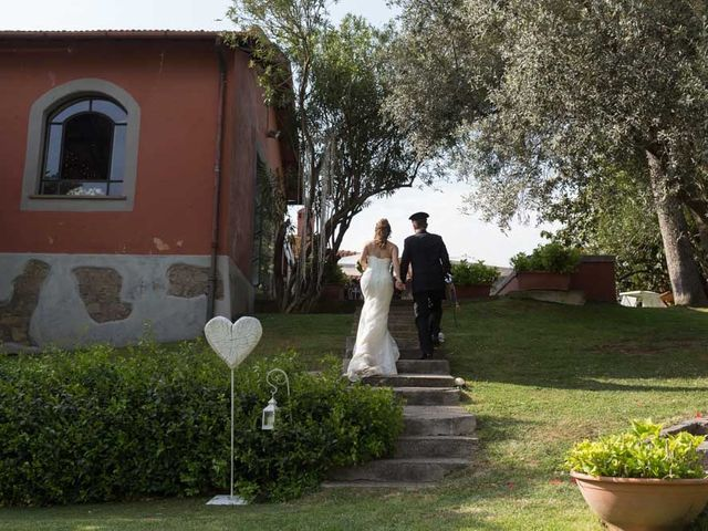 Il matrimonio di Damiano e Francesca a Roma, Roma 19