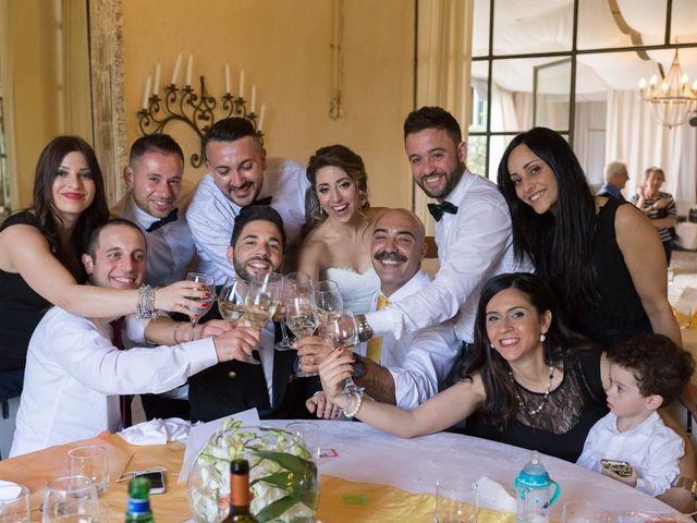 Il matrimonio di Damiano e Francesca a Roma, Roma 20