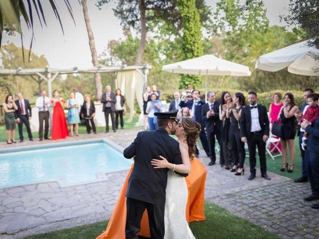Il matrimonio di Damiano e Francesca a Roma, Roma 21