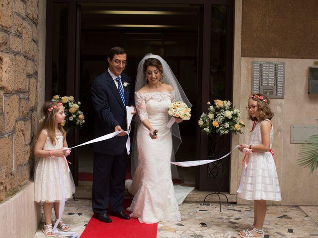 Il matrimonio di Damiano e Francesca a Roma, Roma 31