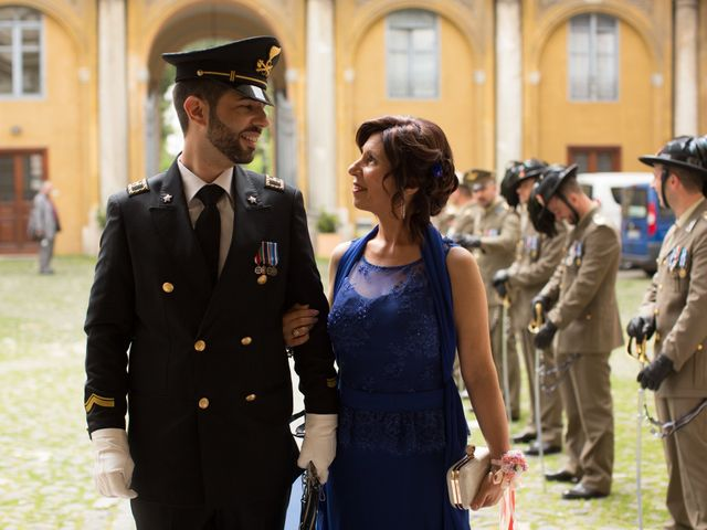Il matrimonio di Damiano e Francesca a Roma, Roma 33