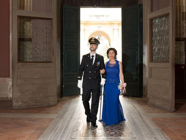 Il matrimonio di Damiano e Francesca a Roma, Roma 34