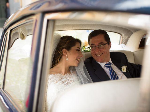Il matrimonio di Damiano e Francesca a Roma, Roma 35