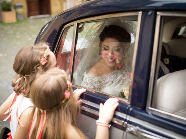 Il matrimonio di Damiano e Francesca a Roma, Roma 36
