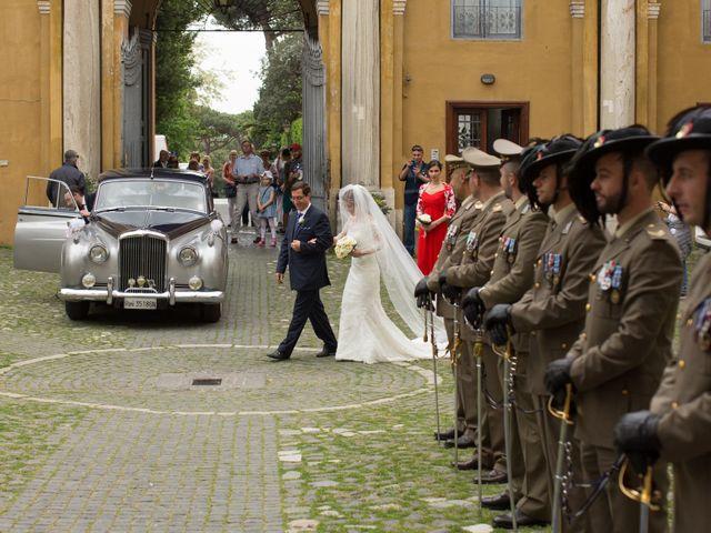 Il matrimonio di Damiano e Francesca a Roma, Roma 37