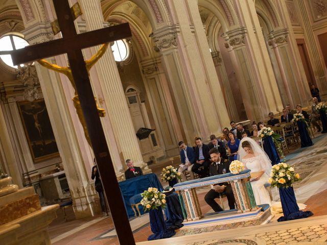 Il matrimonio di Damiano e Francesca a Roma, Roma 38
