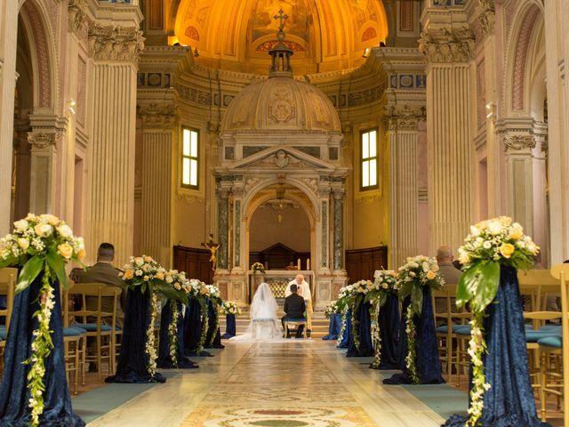 Il matrimonio di Damiano e Francesca a Roma, Roma 39