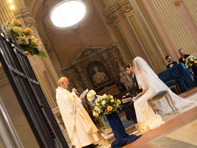 Il matrimonio di Damiano e Francesca a Roma, Roma 40
