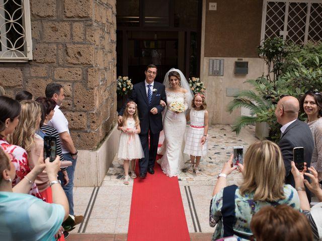 Il matrimonio di Damiano e Francesca a Roma, Roma 52