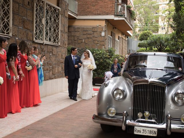 Il matrimonio di Damiano e Francesca a Roma, Roma 53