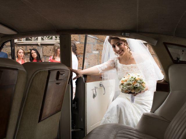 Il matrimonio di Damiano e Francesca a Roma, Roma 55