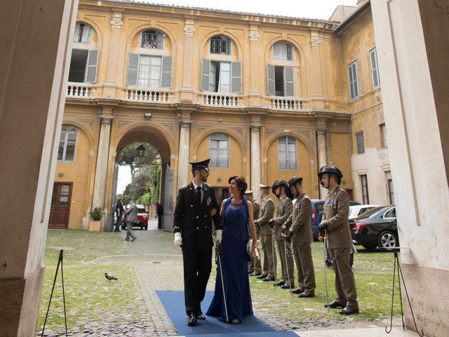 Il matrimonio di Damiano e Francesca a Roma, Roma 56