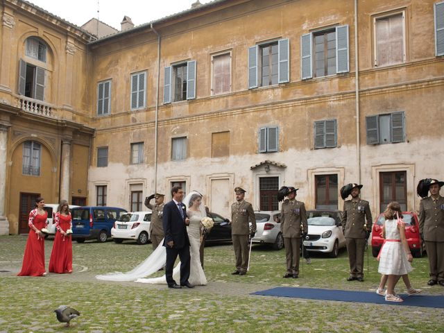 Il matrimonio di Damiano e Francesca a Roma, Roma 57