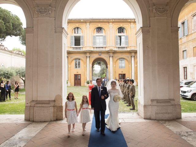 Il matrimonio di Damiano e Francesca a Roma, Roma 58