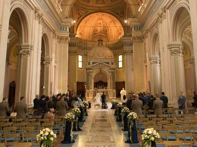 Il matrimonio di Damiano e Francesca a Roma, Roma 61
