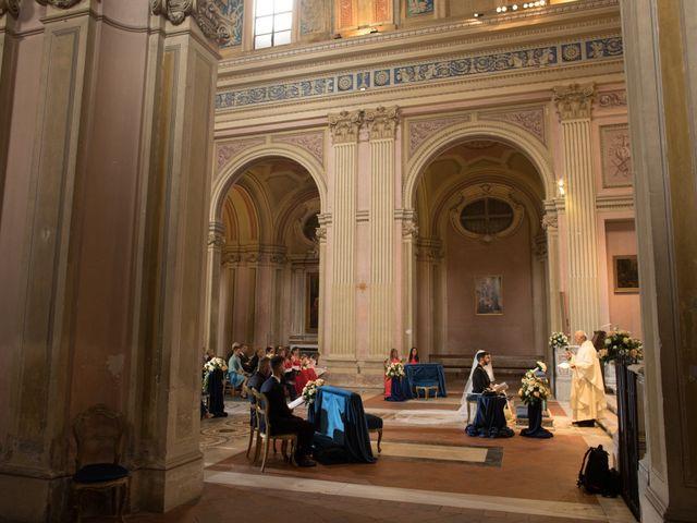 Il matrimonio di Damiano e Francesca a Roma, Roma 62