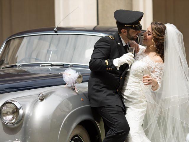 Il matrimonio di Damiano e Francesca a Roma, Roma 76