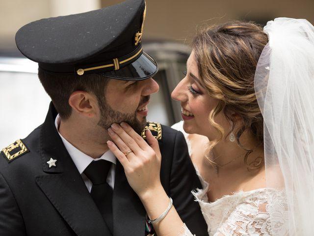 Il matrimonio di Damiano e Francesca a Roma, Roma 77