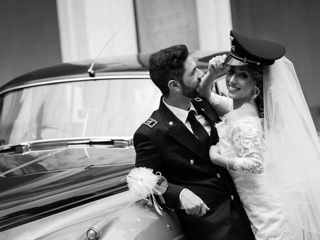 Il matrimonio di Damiano e Francesca a Roma, Roma 78