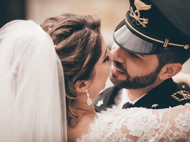 Il matrimonio di Damiano e Francesca a Roma, Roma 79