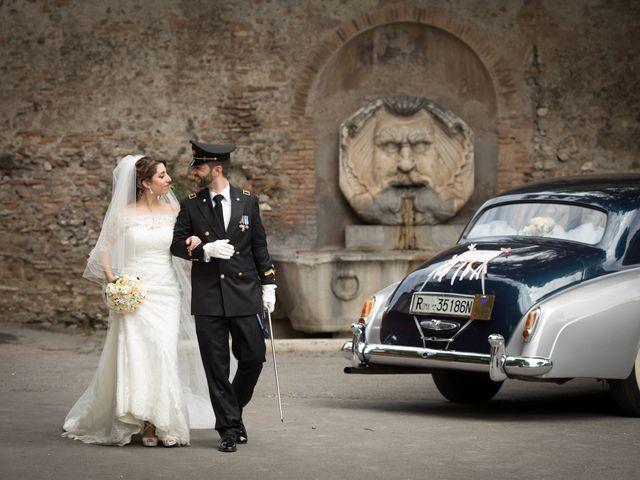 Il matrimonio di Damiano e Francesca a Roma, Roma 80
