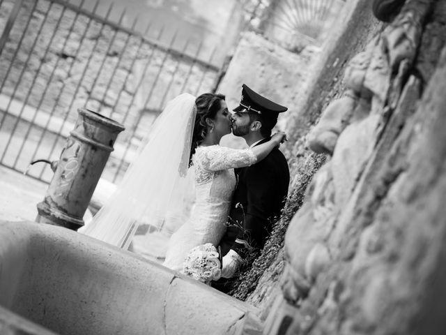 Il matrimonio di Damiano e Francesca a Roma, Roma 82