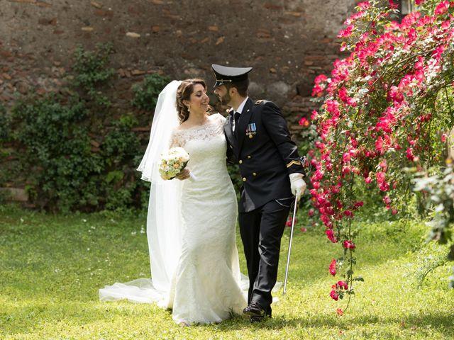 Il matrimonio di Damiano e Francesca a Roma, Roma 83