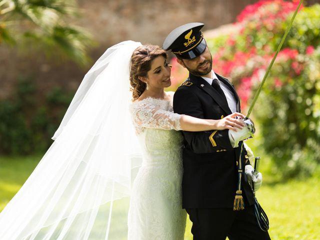 Il matrimonio di Damiano e Francesca a Roma, Roma 84