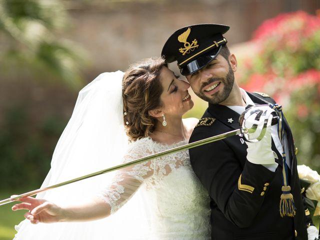 Il matrimonio di Damiano e Francesca a Roma, Roma 85
