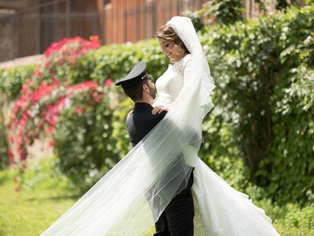 Il matrimonio di Damiano e Francesca a Roma, Roma 86