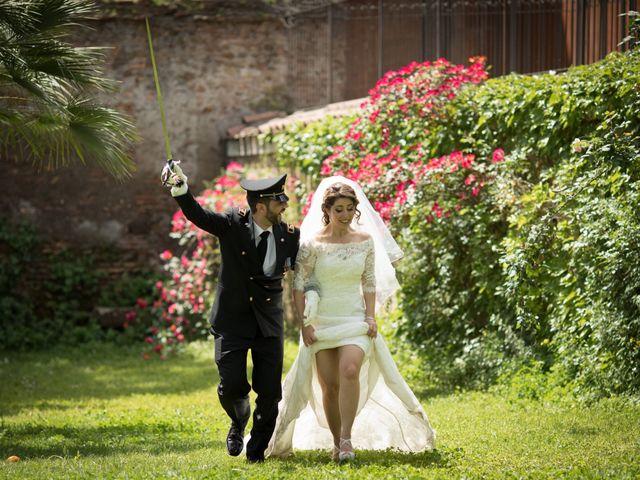 Il matrimonio di Damiano e Francesca a Roma, Roma 87