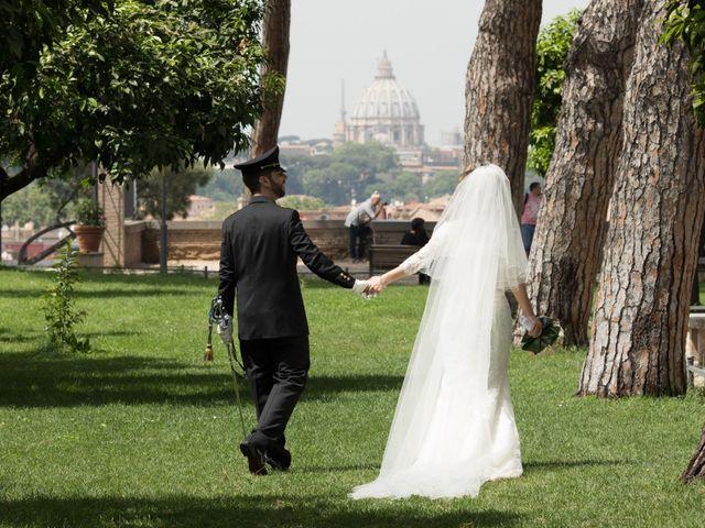 Il matrimonio di Damiano e Francesca a Roma, Roma 88