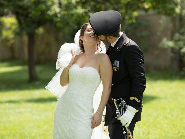 Il matrimonio di Damiano e Francesca a Roma, Roma 89