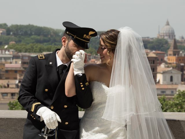Il matrimonio di Damiano e Francesca a Roma, Roma 90