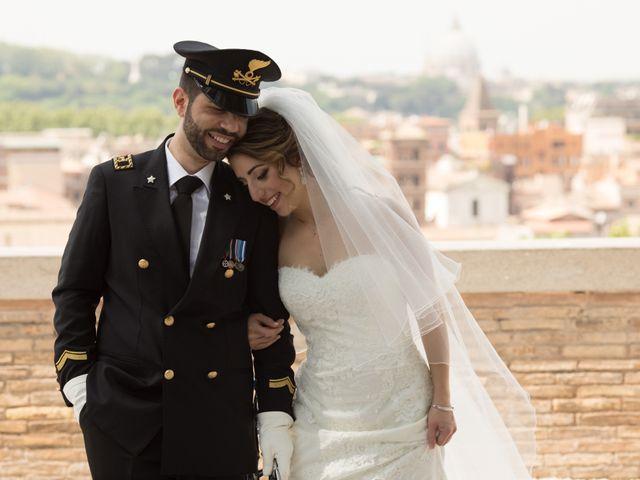 Il matrimonio di Damiano e Francesca a Roma, Roma 91