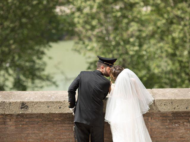 Il matrimonio di Damiano e Francesca a Roma, Roma 92