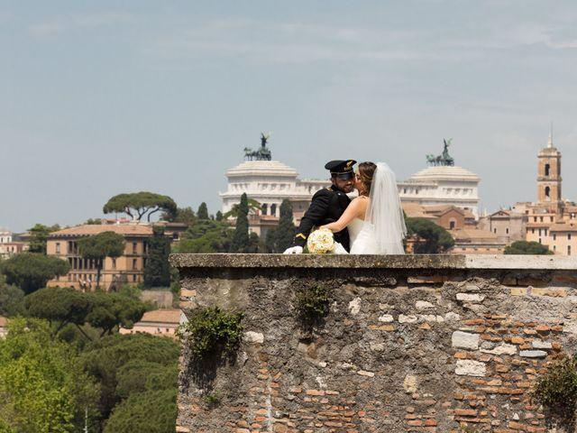Il matrimonio di Damiano e Francesca a Roma, Roma 93