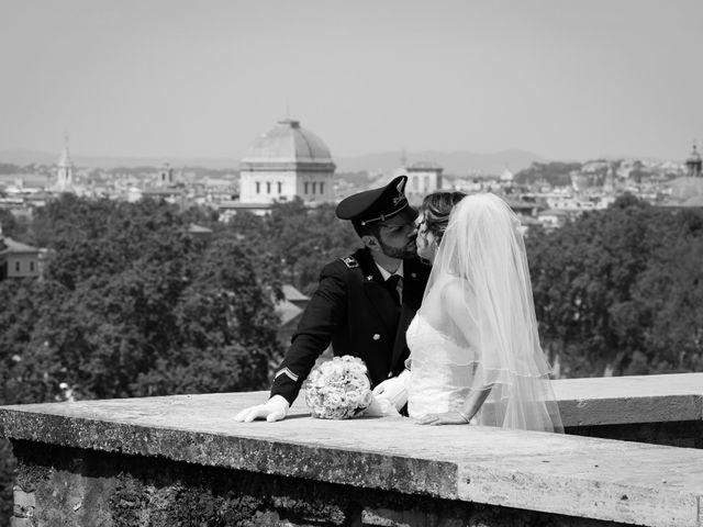 Il matrimonio di Damiano e Francesca a Roma, Roma 94