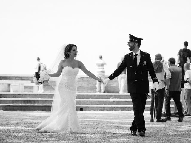 Il matrimonio di Damiano e Francesca a Roma, Roma 95