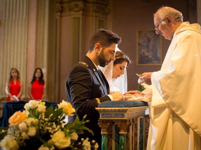 Il matrimonio di Damiano e Francesca a Roma, Roma 98