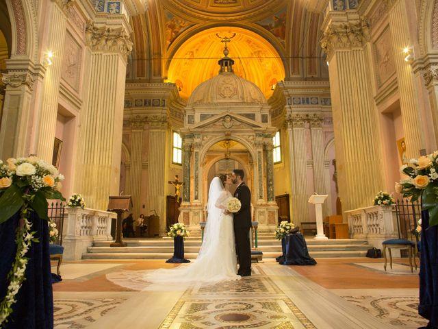 Il matrimonio di Damiano e Francesca a Roma, Roma 100