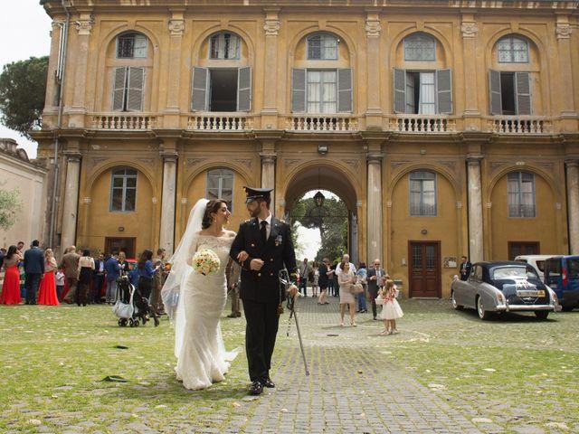 Il matrimonio di Damiano e Francesca a Roma, Roma 103